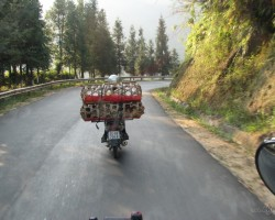 kravas pārvadāšana