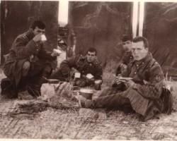 Lauku virtuve armijā