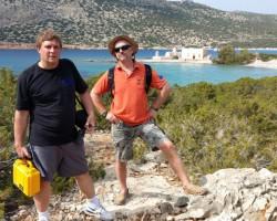 Ar jahtu pa Dodekanu salām - 2. foto
