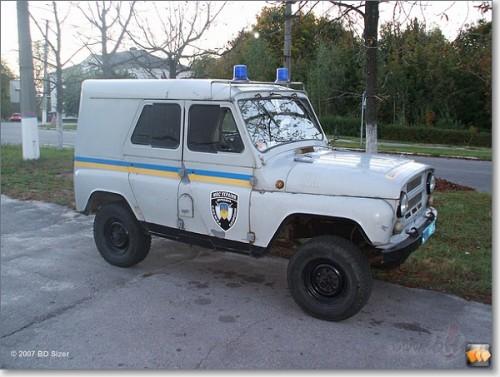 Černobiļa 29.09.2007 (Ukraina)