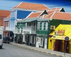 Curasao island