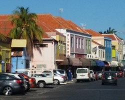 Curasao streets
