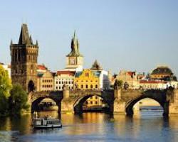 Prāga - manu sapņu pilsēta...