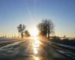 ziemas skaistie mirkļi - 1. foto