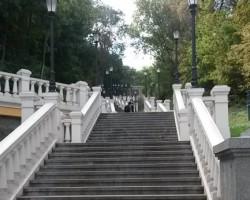 Bezgalīgās kāpnes uz Dņepru