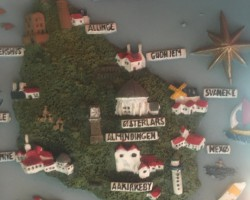 Dānijas daļa - Bornholma
