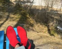 Pavasaris Kurzemes jūrmalā