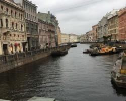 Moikas upe Pēterburgā