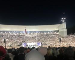 XXVI Vispārējo Latviešu Dziesmu svētku noslēguma koncerts