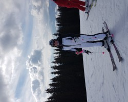Ukraina - Bukovela. slēpošanas prieki. - 2. foto