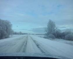 Ziema, ziema, sūti sniegu!:)