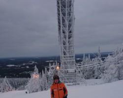 Vuokatti , Somija. 2Līmeņa instruktoru kursi