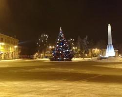 Ziemas noskaņa - 1. foto