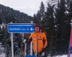 Kad apnīk slēpot.