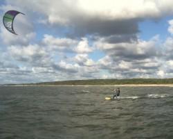 Jūra, vējš un prieks