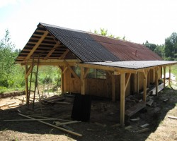 piebūve/terase