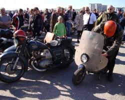 Pērnava moto sezonas atklāšana