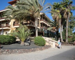 Fuerteventura en la campo de Golf