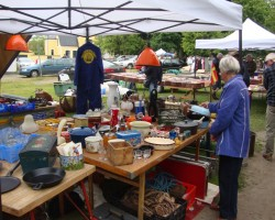 Flea Market at  Midsummer