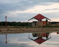 Pirmā mūra celtne Baltijā -> Livonijas bīskapa kapela  - 2. foto
