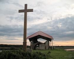 Pirmā mūra celtne Baltijā -> Livonijas bīskapa kapela  - 3. foto