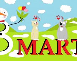 8. marts