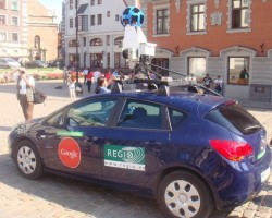 Google Map Riga
