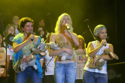 Dziedoso aktieru koncerts