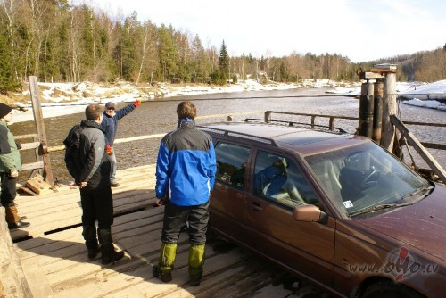 Pārgājiens pretī pavasarim 03.20.2010 (Latvija)