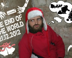 THE END OF THE WORLD 21.12.2012