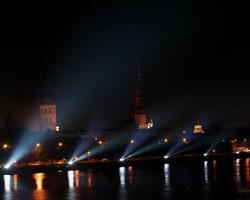 Rigas Gaisma Tilti 2008 - 1. foto