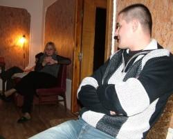 12.11.2005 Svaru 1.Tusins pie Aldas :) - 2. foto