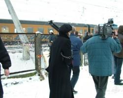 02.02.2005 Vilciena Sadursme Lielvarde-Riga 10.00 :( - 2. foto