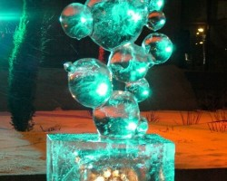 2005 Ledus Skulpturas Riga :) - 1. foto