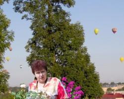 Gaisa baloni Rēzeknē