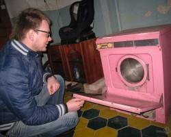 Whirlpool prezentācijā Hamburgā 07.04.2010