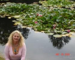Ventspils ūdensrozes... un es