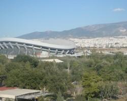 Olympiakos basketbola halle