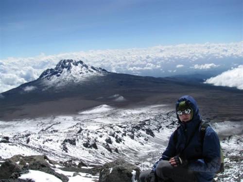 Kilimandžaro un Āfrika (Tanzānija)