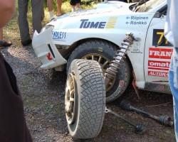 Neste oil rally Finland - 2. foto