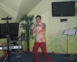 Sanda Kiops grupas Titāniks Uzstāšanās Jēkabpilī Klubā