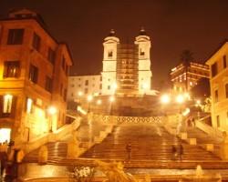 spāņu kāpnes