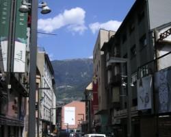 Andorra la Vella - Andoras galvaspilsēta...