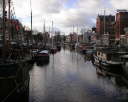Groningena - Nīderlande - 1. foto