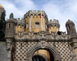Penas pils, Sintra, Portugāle - 3. foto