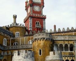 Penas pils, Sintra, Portugāle - 2. foto