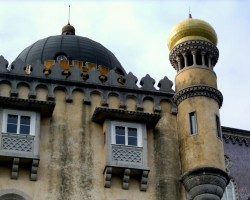 Penas pils, Sintra, Portugāle - 1. foto