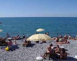 Batumi pludmale