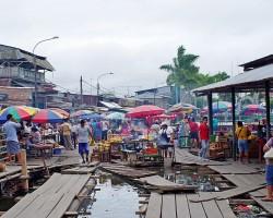 Iquitosas tirgus