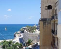 Skats no Valletas ielas